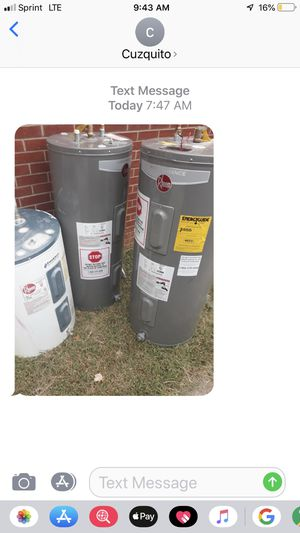 Electric water heaters for Sale in Granite Quarry, NC