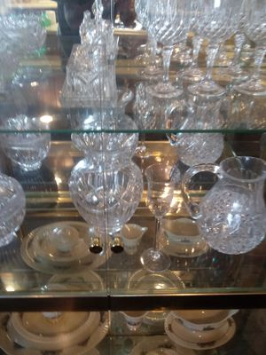 Crystal and china for Sale in Las Vegas, NV