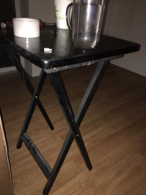 TV dinner tray stand for Sale in Portland, OR