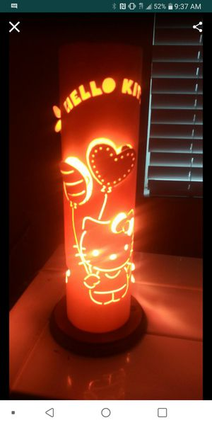 Hello Kitty Night Light for Sale in Tampa, FL