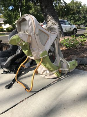 Kelty kids FC 2.0 baby/toddler hiking carrier for Sale in Lafayette, CA