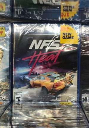 Need for Speed Heat Brand New PS4 for Sale in Fair Lawn, NJ
