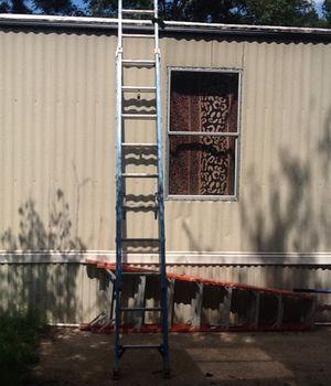 20ft ext. ladder, 8ft ladder,6ft ladder for Sale in Florence, MS