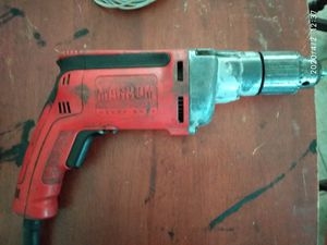 Milwaukee Magnum havy duty drill. for Sale in Pompano Beach, FL
