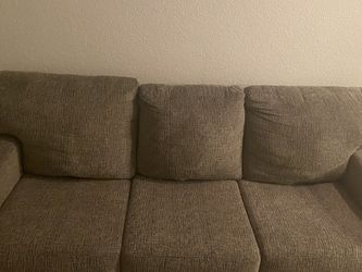 Grey Couch And Love Seat for Sale in Little Elm,  TX