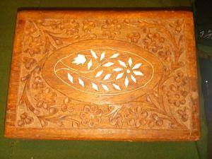 Wooden Antique Jewelry Box for Sale in Kailua-Kona, HI