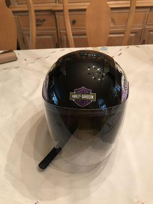Harley Davidson women's motorcycle helmet for Sale in Staten Island, NY
