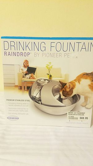 Automatic Drinking Fountain for Sale in Seattle, WA