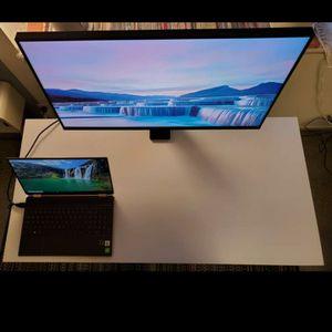 "Samsung 4k Sr75 Monitor 32"" for Sale in Tacoma, WA"