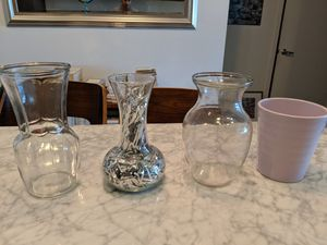 Glass Flower Vases for Sale in San Francisco, CA