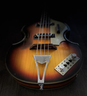 Univox Beatles bass guitar for Sale in Troutdale, OR