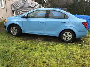 2014 Chevy sonic with after market paint job for Sale in Vancouver, WA