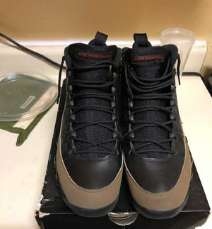 Air jordan olive 9s size 8.5 for Sale in The Bronx, NY