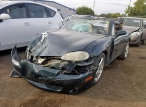 2001 Mazda Miata 5speed (parts only ) for Sale in San Diego, CA