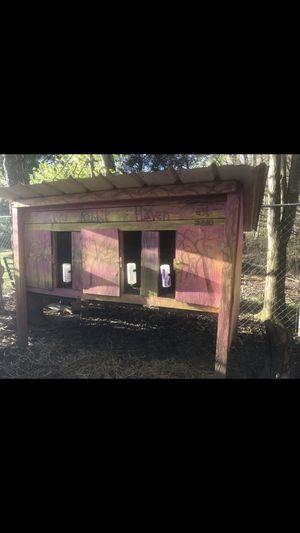 Animal Shelter Condo Chicken Hen Rabbit Rabbits for Sale in Pleasant View, TN