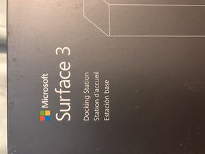 Microsoft Surface 3 Docking Station for Sale in Benton, AR