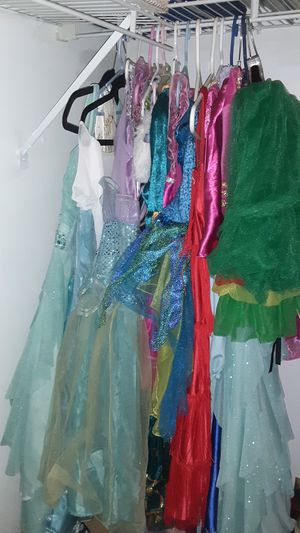 GIRL COSTUMES and Beautiful Dresses for Sale in Miami, FL