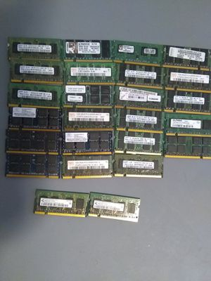 24gb ddr2 laptop ram for Sale in San Diego, CA