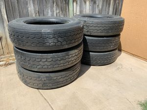 Bridgestone drive tires lowpros for Sale in Riverside, CA