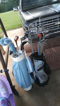 Golf clubs and golf bags for Sale in Prattville,  AL