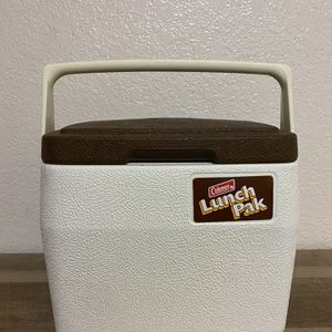 Vintage 80's Coleman Lunch Pak for Sale in Fresno, CA