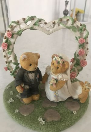 Cherished Teddies Groom To -be / Beautiful and bearly blushing. 1998 Collection. for Sale in Oceanside, CA