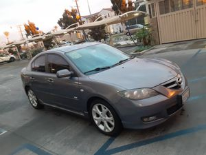 2008 MAZDA 3 S TORING EDITION SPORT FULLY LOADED for Sale in Baldwin Park, CA