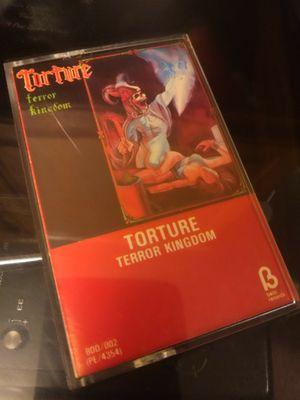 """Torture """"Terror Kingdom"""" ULTRA RARE VERYYY RARE for Sale in Creve Coeur, IL"""