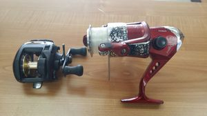 Two fishing reel for Sale in West Covina, CA
