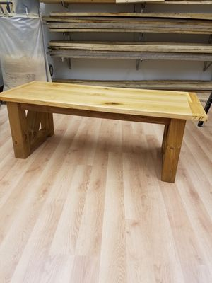 Farmhouse Coffee table - NEW for Sale in Merrill, WI