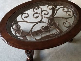 Removable Glass Top Coffee Table for Sale in Federal Way,  WA