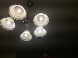 Light fixture for Sale in Chelmsford, MA