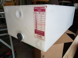 20 Gal Water Tank for Sale in Round Rock, TX