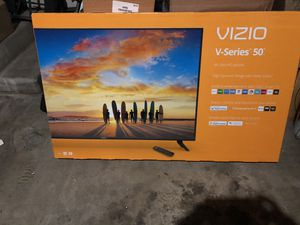 Vizio-V Series 50in 4K Ultra HD Picture. Brand new in box. Never opened. for Sale in Chino Hills, CA