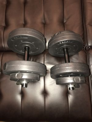 Weights for lifting for Sale in undefined