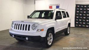 2016 Jeep Patriot for Sale in Miami Shores, FL