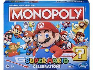 Monopoly Gaming Nintendo Super Mario Celebration! for Sale in Glendora, CA