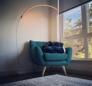 Brightech LED arch floor lamp for Sale in Seattle, WA