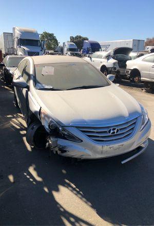 2013 Hyundai Sonata parts only #05619 for Sale in Stockton, CA