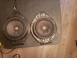 2007-2014 Escalade rear door bose stock speakers for Sale in Queens, NY