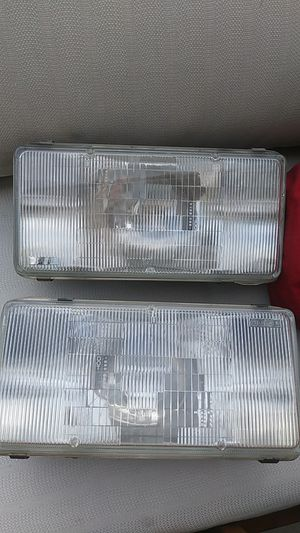1990 -1992 cadillac Fleetwood euro head lights for Sale in North Las Vegas, NV