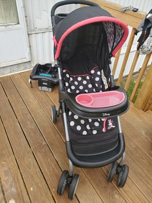 Disney car seat, stroller, and base for Sale in Lexington, SC