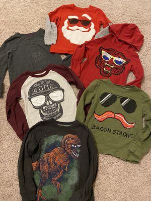 Bundle long sleeve shirts boy size 4 for Sale in Nashville, TN