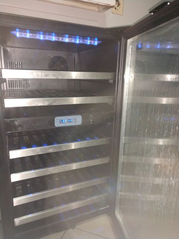 Kenmore elite 3.8cuft wine cooler