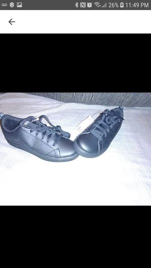 Boys Adidas sneakers size 2 NEW for Sale in Waterford, PA
