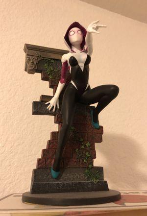 Spider Gwen Collectible Statue for Sale in Miami Gardens, FL