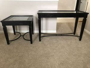 Console and coffee table - LIKE NEW, GREAT CONDITION $150 OBO for Sale in Santee, CA