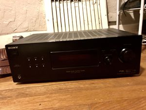 Sony AV Receiver: (STR-KG700) Home Theater System 5.1 (Like-New!) for Sale in Tacoma, WA