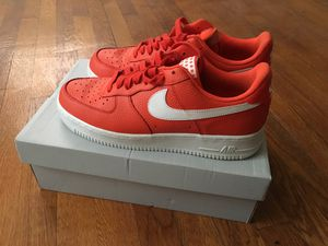 MENS NIKE AIR FORCE ONE SHOES SZ 10 for Sale in Columbus, OH