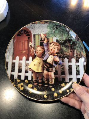 Hummel collector plates for Sale in Wayland, MA
